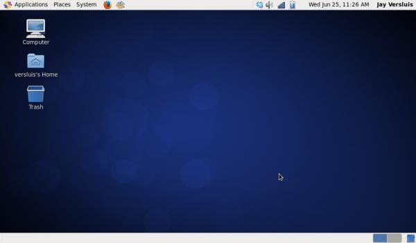 GNOME on NC10