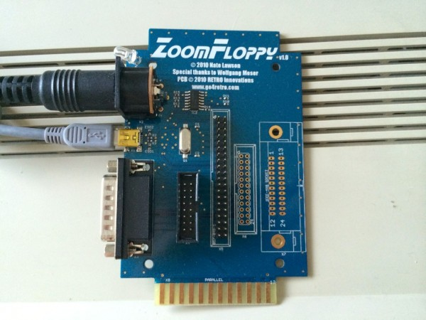 ZoomFloppy