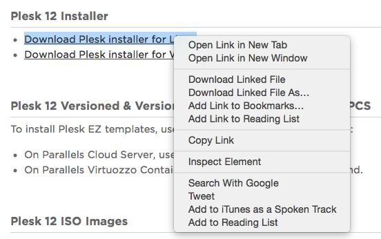 How to update Plesk via the Command Line | The WP Guru