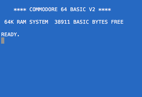 How to run Commodore BASIC as a Scripting Language on macOS